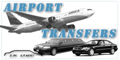 New Orleans Airport Transfers and airport shuttles