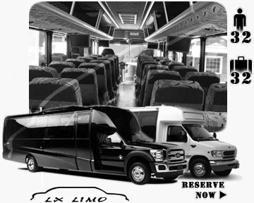 Motor coach Bus rental in New Orleans, LA