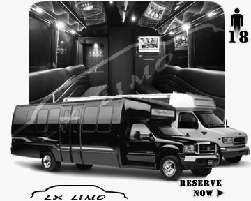 New Orleans Party Bus party Bus | 18 passenger PartyBus in New Orleans