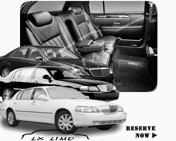 New Orleans Sedan hire for wedding