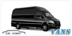 New Orleans Luxury Van service