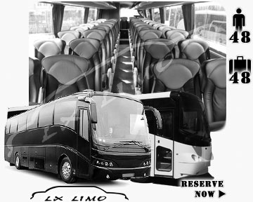 New Orleans coach Bus for rental | New Orleans coachbus for hire
