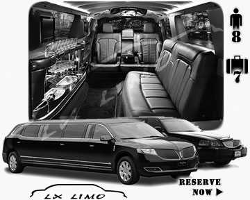 Limo from New Orleans airport