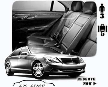 Mercedes S550 rental in New Orleans, LA